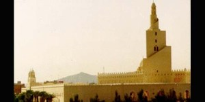 4. Masjid Pohon, Makkah