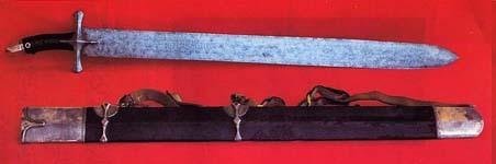 2. Pedang Al Battar